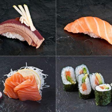 japonský národní sushi den