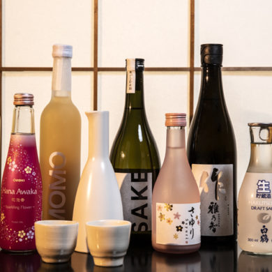 japonské saké